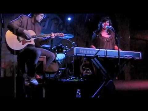 Fingerprints-acoustic version at Hard Rock Cafe