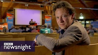 Is Germany becoming more right-wing? - BBC Newsnight | Kholo.pk