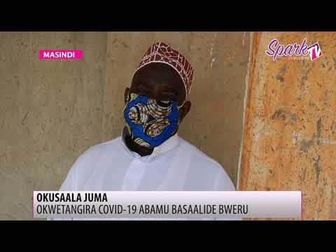 Okwetangira COVID-19, Abamu basaalidde bweru