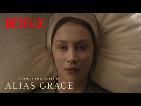 Alias Grace Teaser