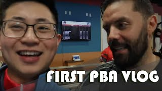 I GOT JASON BELMONTE IN MY FIRST PBA VLOG | PBA Hall of Fame Classic Vlog #9