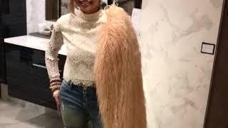 Hosting Oriana Lamarca's Holiday Fashion Show