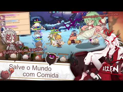 Vídeo do Food Fantasy