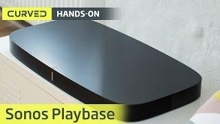 Sonos Playbase im Test: das Hands-on   deutsch