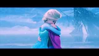 Anna And Elsa  Two Worlds Collide