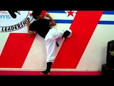 How to improve your Roundhouse Kick Dollyo Chagi