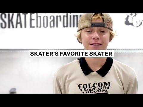 Skater's Favorite Skater | CJ Collins | Transworld Skateboarding