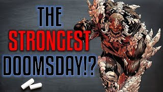 How Strong Is Doomsday!? (DC Comics)