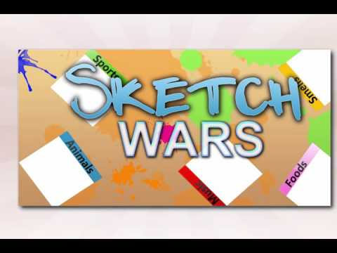 Sketch Wars for Wii U Trailer thumbnail