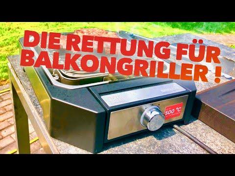 ELEKTROGRILL REVOLUTION - SEVERIN STEAK BOARD im Test --- Klaus Grillt