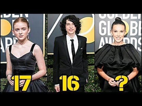 Stranger Things 3 From Oldest to Youngest