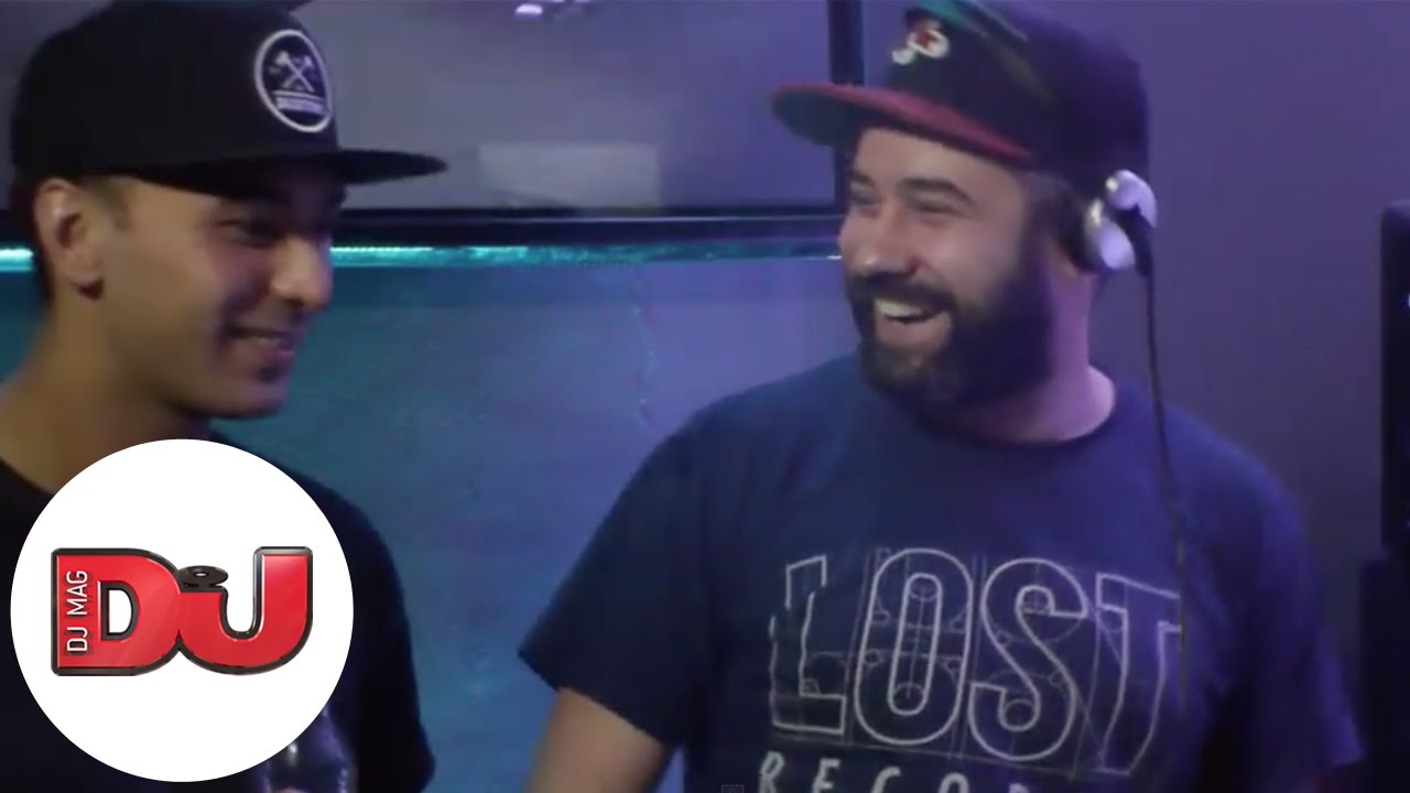 Leftwing & Kody & Kalyde - Live @ DJ Mag HQ 2015