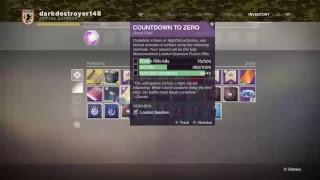 Destiny 2: 4th Forge Unlocking and Ignition....Hopefully