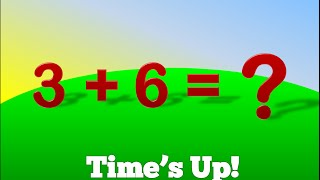 Practice Flashcards | Addition Of Single-Digit Numbers