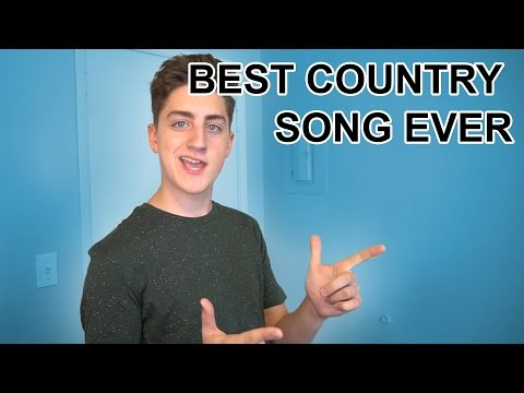 We Made a GENERIC COUNTRY SONG parody