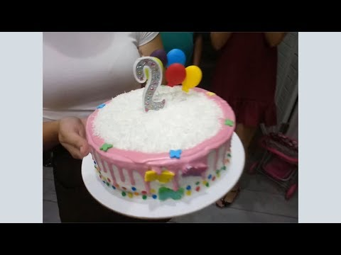 Празднуем 2-а годика / подарки / детская комната / Celebrate 2 years old / gifts / children's room