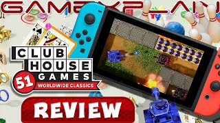 Clubhouse Games: 51 Worldwide Classics - REVIEW (Nintendo Switch)