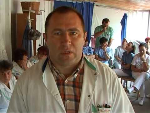 Greva la spitalul din Azuga