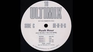 """Jane Wiedlin   Rush Hour 12"""" Ultimix Extended Version"""