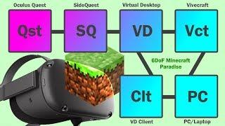 how to play vivecraft on oculus quest - Thủ thuật máy tính
