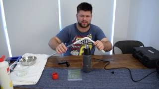 How to Bend Acrylic Tubbing with Heat for your water-cooling PC Build | Tech Man Pat
