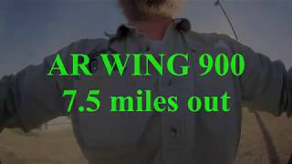 7.5 Miles Out Long Range Fpv