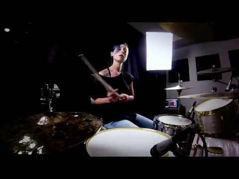 Lindsey Raye Ward - Katy Perry- Never Really Over (Drum Cover)