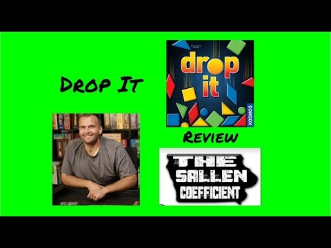 The Sallen Coefficient of Drop It
