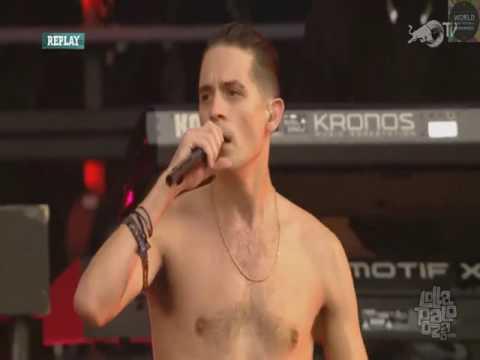 G-Eazy - You and Me & Drifting ( Live Lollapalooza 2016 )