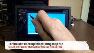 Tech Tip: How to manually update Nav Maps on a Pioneer AVIC-X710BT