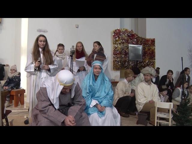 Jasličková pobožnosť 2017