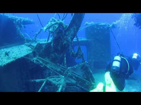 Frachtschiffwrack, Insel Dia, Frachtschiffwrack,Insel Dia,Kreta,Griechenland
