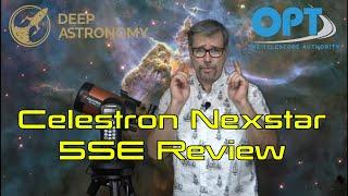 Telescope Review: Celestron Nexstar 5SE