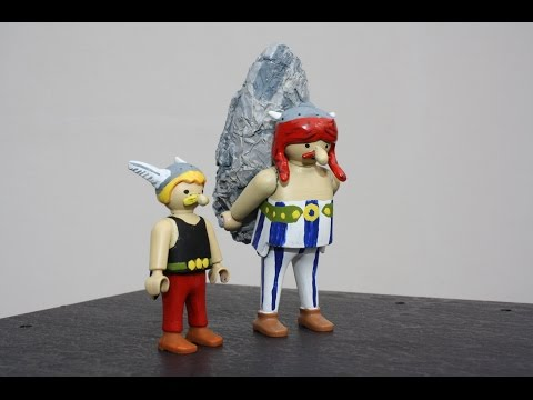Playmobil Asterix und Obelix