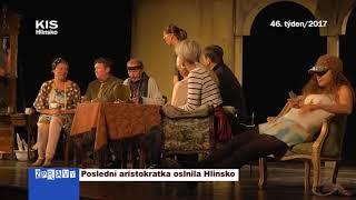 Poslední aristokratka oslnila Hlinsko