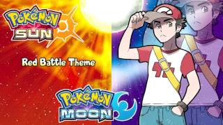 Pokémon Sun & Moon - Red Battle Theme (Unofficial)