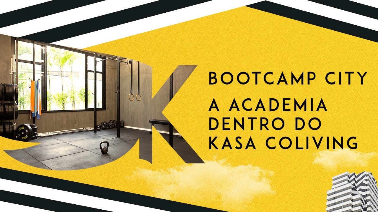BootCamp City – A academia dentro do KASA Coliving