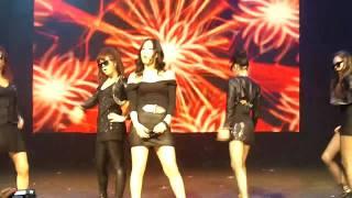 [HD] Wonder Girls - Intro + I Wanna + Goodbye live @ Warner Theatre, Washington DC