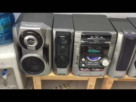 Dàn âm thanh bãi Sony VX88 tại Minh An Audio