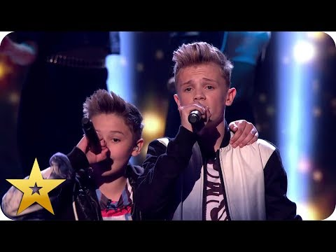 CONFIRMED ACT - Bars and Melody   BGT: The Champions (видео)