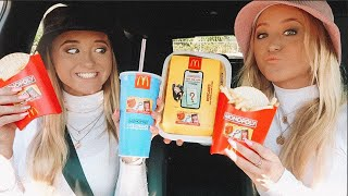 DANCERS eat MCDONALDS for a WEEK to WIN MONOPOLY