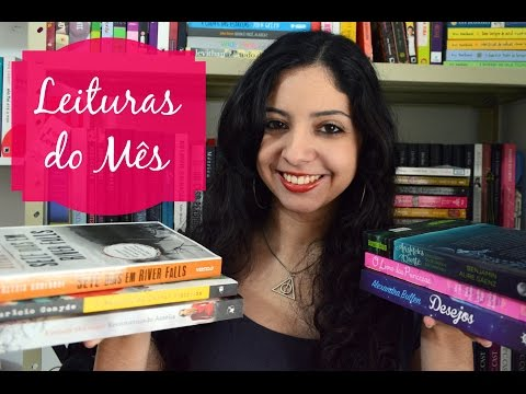 Minha Vida Literária - Leituras do Mês - Junho