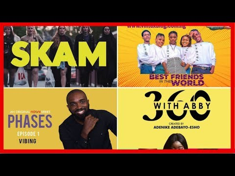 NDANITV'S PHASES | SKAM | BEST FRIENDS IN THE WORLD | WEB SERIES TO WATCH