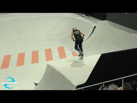 Alexandra Madsen - ISA Women's World Scooter Finals 2019