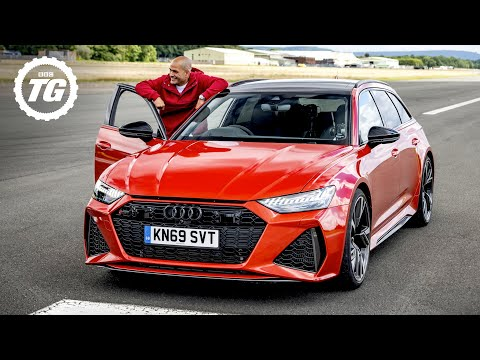2020 Audi RS6 Avant vs Chris Harris | Top Gear: Series 29
