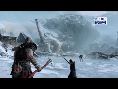 Видео № 0 из игры God of War (2018) [PS4] Хиты PlayStation