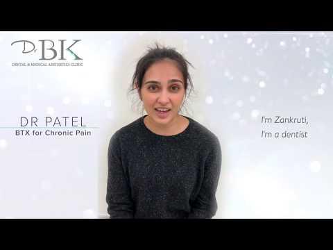 Dr Zankruti Patel - Chronic Head, Neck and Back Pain