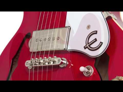 The Epiphone Casino Coupe