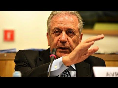 Δ. Αβραμόπουλος: Προτεραιότητα η προστασία των μεταναστών