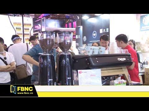 Café Show Vietnam 2019: quy tụ hơn 150 thương hiệu đầu ngành